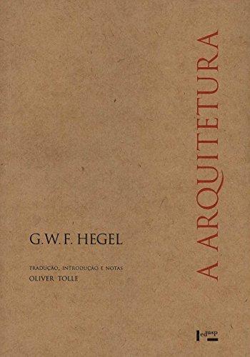 A Arquitetura, livro de G. W. F. Hegel