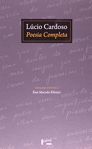Lucio Cardoso - Poesia Completa, livro de Esio Macedo Ribeiro
