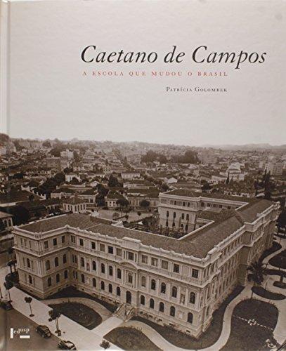 Caetano De Campos, livro de Patricia Golombek