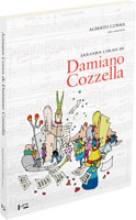 Arranjos Corais de Damiano Cozzella, livro de Alberto Cunha
