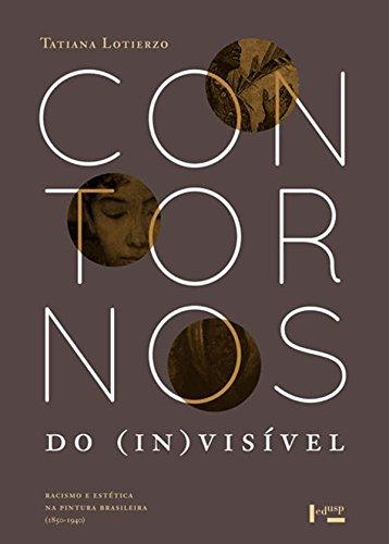 Contornos do (in)visível, livro de Tatiana Lotierzo