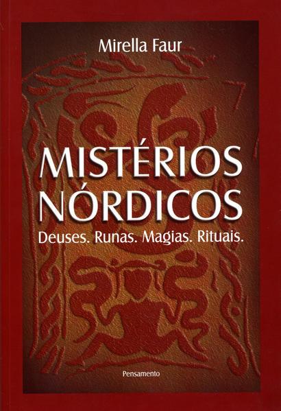 Mistérios Nórdicos, livro de Mirella Faur