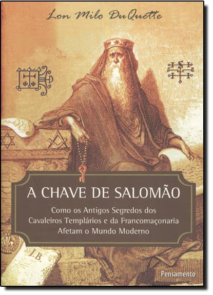 Chave de Salomão, A, livro de Lon Milo Duquette