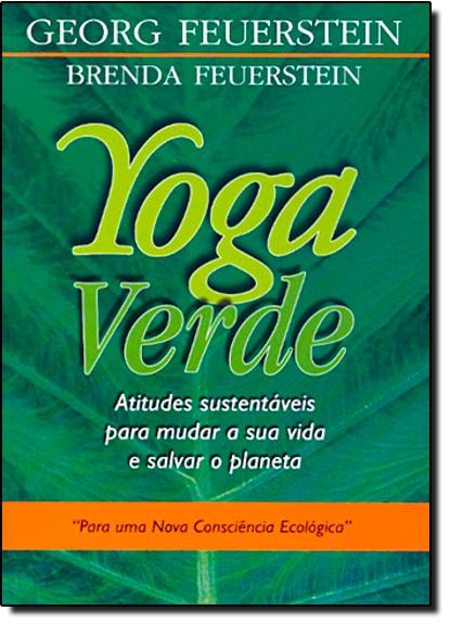 Yoga Verde, livro de Georg Feuerstein