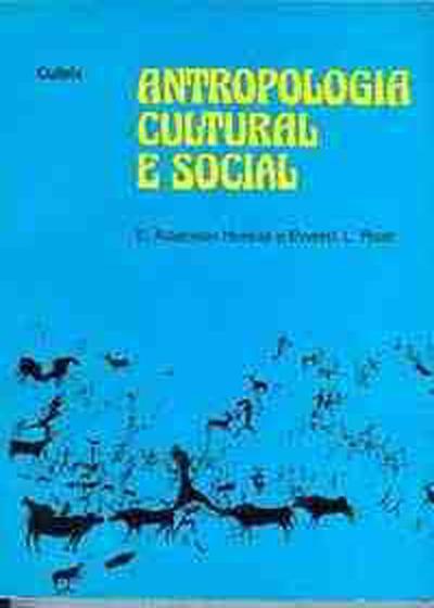 Antropologia Cultural e Social, livro de E. Adamson Hoebel