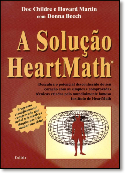 Solução Heartmath, A, livro de Doc Childre