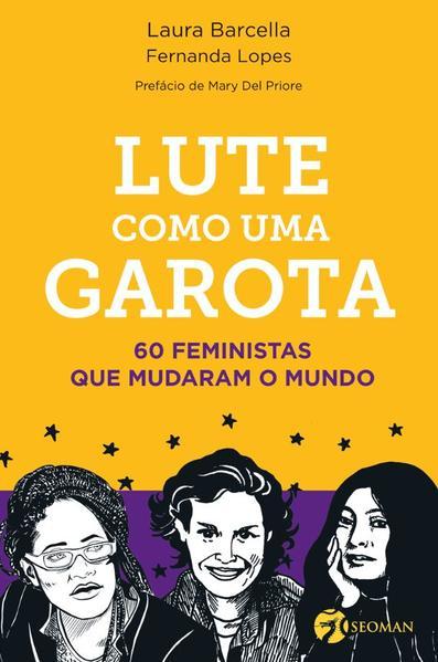 Lute como uma garota, livro de Laura Barcella, Fernanda Lopes
