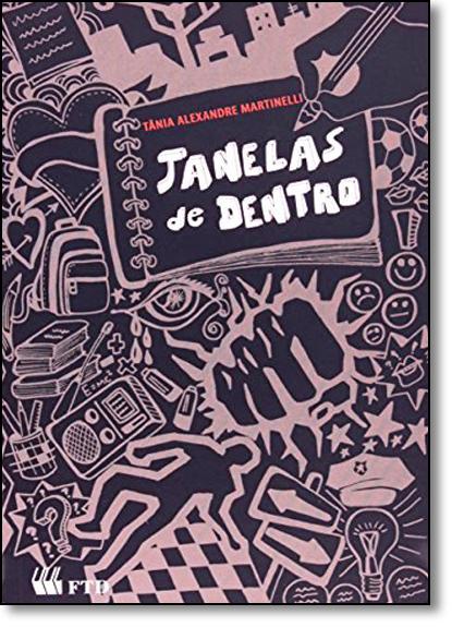 Janelas de Dentro, livro de Tânia Alexandre Martinelli