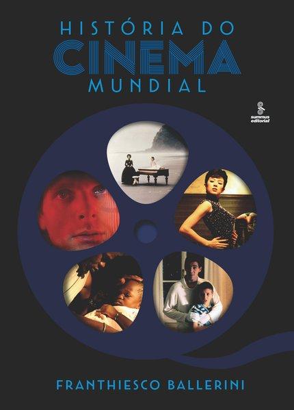 História do cinema mundial, livro de Franthiesco Ballerini