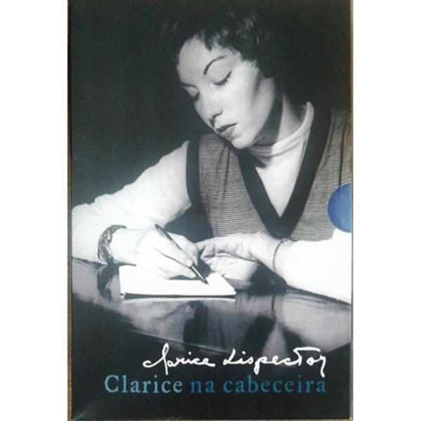 Coleção Clarice na cabeceira. Contos, crônicas, jornalismo e romances, livro de Clarice Lispector