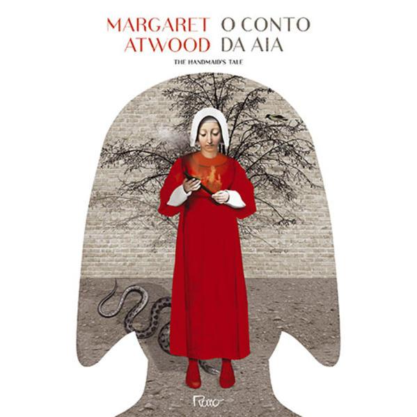 O conto da aia, livro de ATWOOD, MARGARET