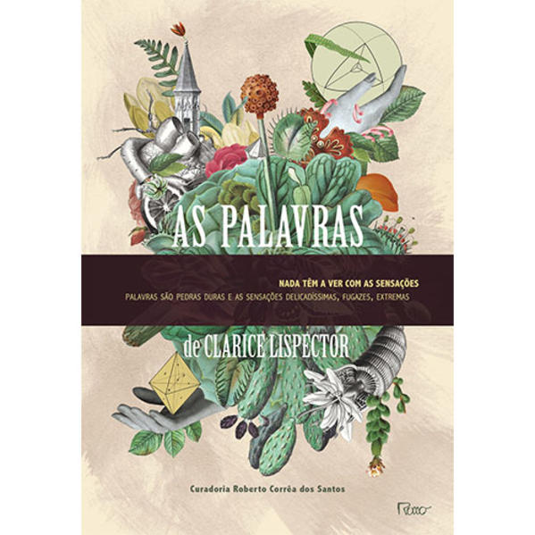 Palavras, As, livro de Clarice Lispector