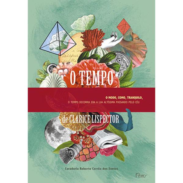 Tempo, O, livro de Clarice Lispector