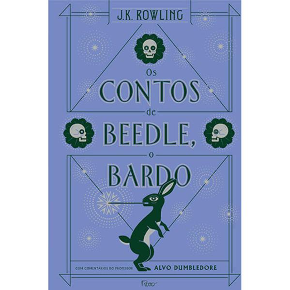 Os contos de Beedle, o bardo, livro de J. K. Rowling