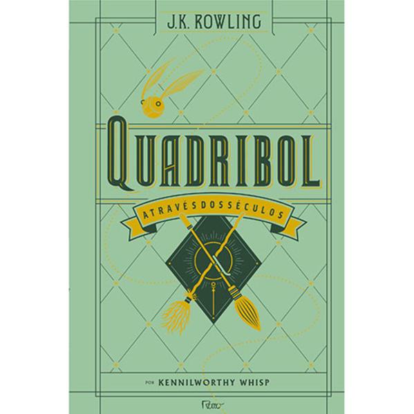 Quadribol através dos séculos, livro de J. K. Rowling