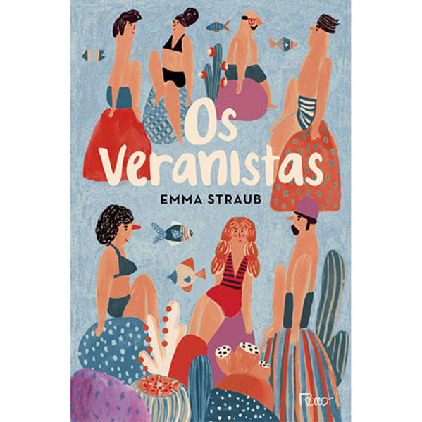 Os veranistas, livro de Emma Straub