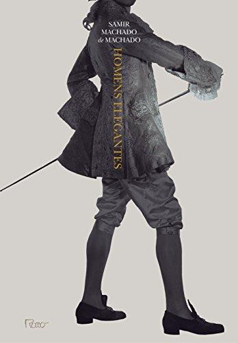 Homens Elegantes, livro de Samir Machado de Machado