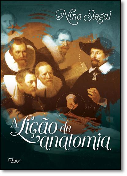 Lição de Anatomia, A, livro de Nina Siegal