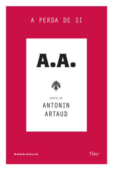 A Perda de Si, livro de Antonin Artaud