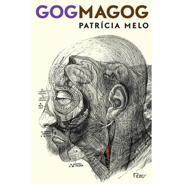 Gog Magog, livro de Patrícia Melo