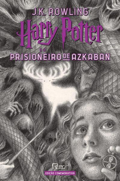 HARRY POTTER E O PRISIONEIRO DE AZKABAN (CAPA DURA) – Edição Comemorativa dos 20 anos da Coleção Harry Potter, livro de J.K Rowling