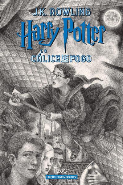 HARRY POTTER E O CÁLICE DE FOGO (CAPA DURA) – Edição Comemorativa dos 20 anos da Coleção Harry Potter, livro de J.K Rowling