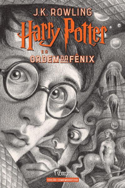 HARRY POTTER E A ORDEM DA FÊNIX (CAPA DURA) – Edição Comemorativa dos 20 anos da Coleção Harry Potter, livro de J.K Rowling