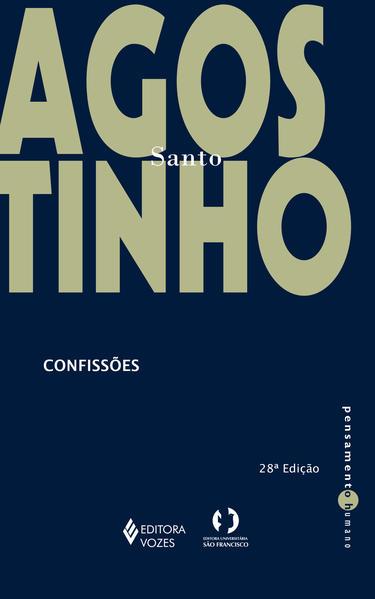 Confissões , livro de Santo Agostinho