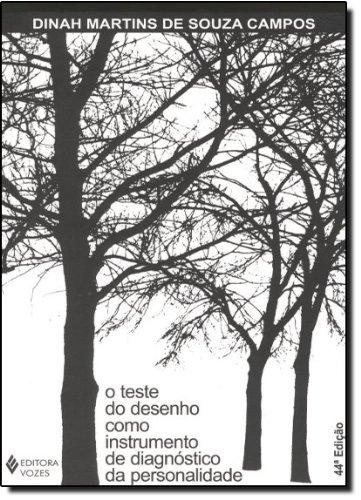 Teste do desenho como instrumento de diagnóstico da personalidade, livro de Dinah Martins de Souza Campos