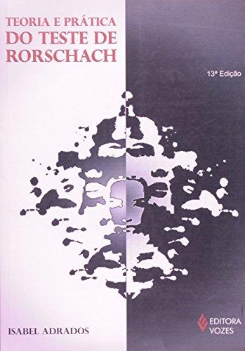 Teoria e prática do teste de Rorschach, livro de Isabel Adrados