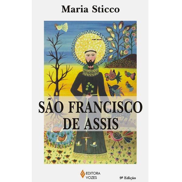 São Francisco de Assis , livro de Maria Sticco