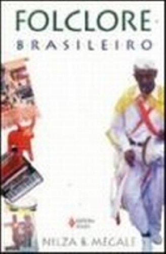 Folclore brasileiro, livro de Nilza Botelho Megale