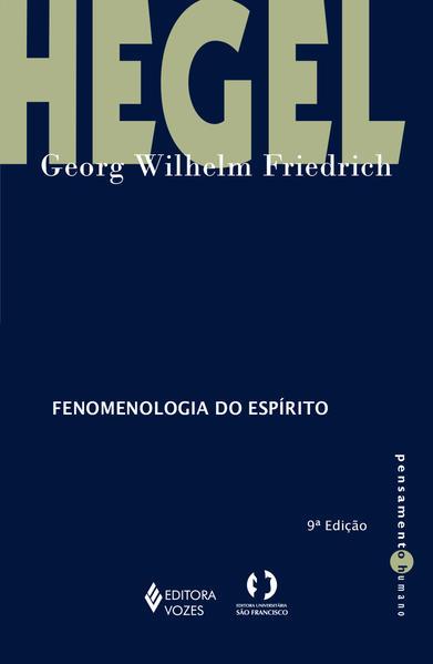 Fenomenologia do espírito, livro de G.W.F. Hegel