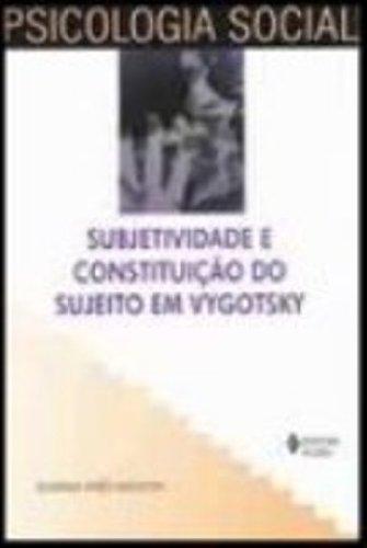 Subjetividade e constituição do sujeito, livro de Susana Inês Molon