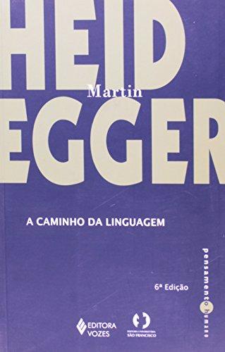 Caminho da linguagem, A, livro de Martin Heidegger