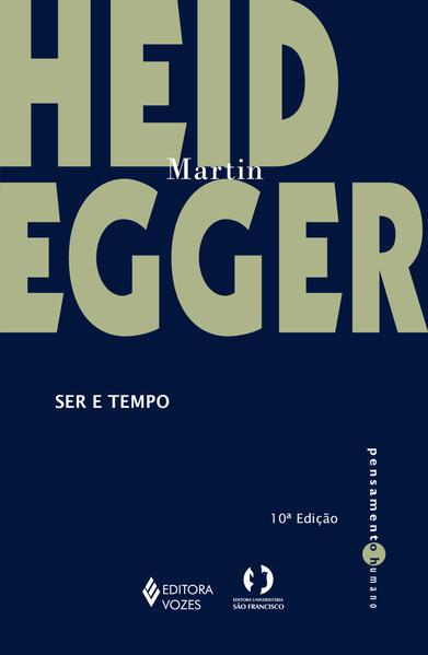 Ser e tempo, livro de Martin Heidegger