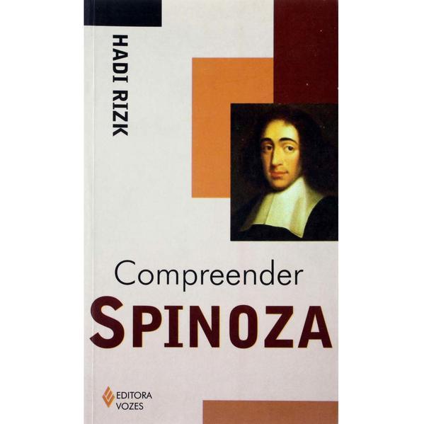 Compreender Spinoza, livro de Hadi Rizk