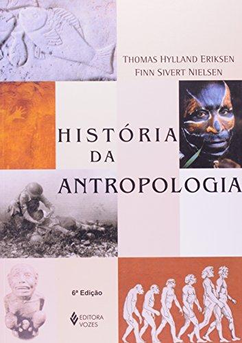 História da antropologia, livro de Thomas H. Eriksen e Finn S. Nielsen