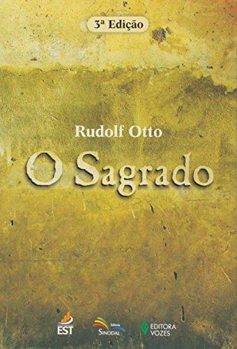 Sagrado, O, livro de Rudolf Otto