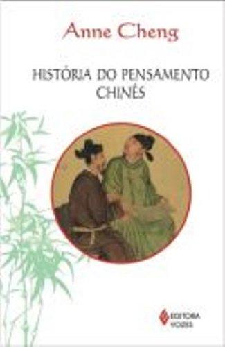 História do pensamento chinês, livro de Anne Cheng