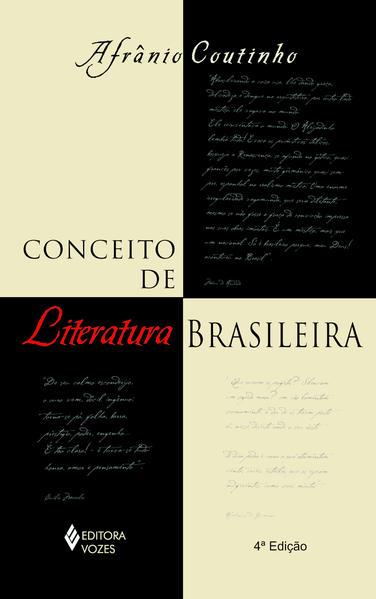 Conceito de literatura brasileira, livro de Afrânio Coutinho