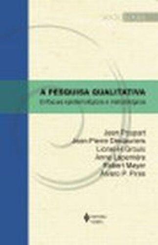 Pesquisa qualitativa – Enfoques..., A, livro de [VÁRIOS AUTORES]