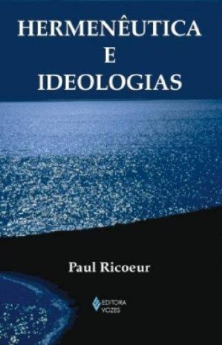 Hermenêutica e ideologias, livro de Paul Ricoeur