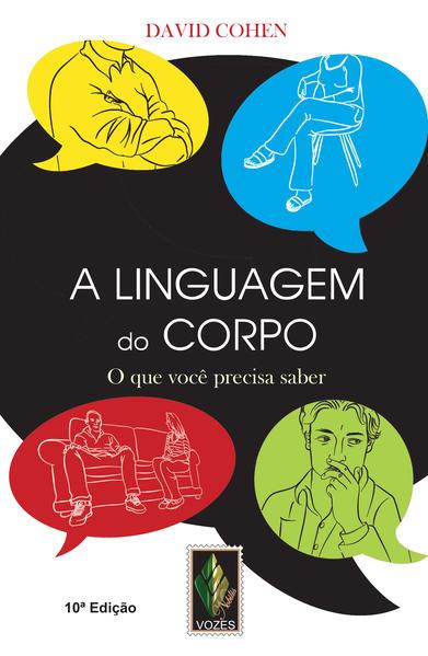 Linguagem do corpo, A, livro de David Cohen