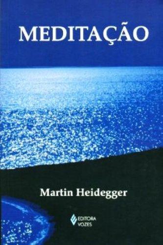 Meditação, livro de Martin Heidegger