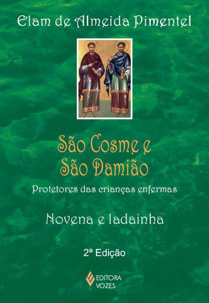 São Cosme e São Damião, livro de Elam de Almeida Pimentel