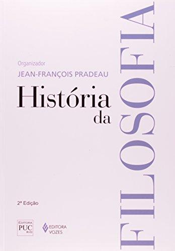 História da filosofia, livro de Jean-François Pradeau