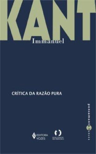 Crítica da razão pura, livro de Immanuel Kant