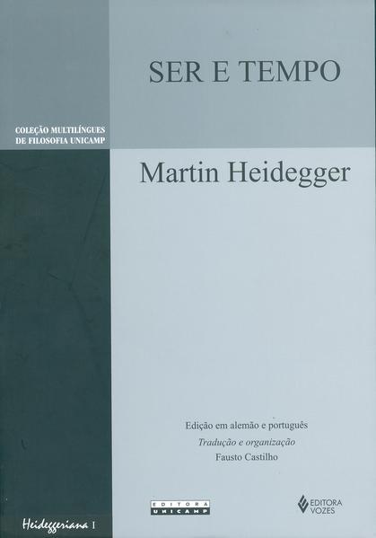 Ser e tempo – Bilíngue, livro de Martin Heidegger