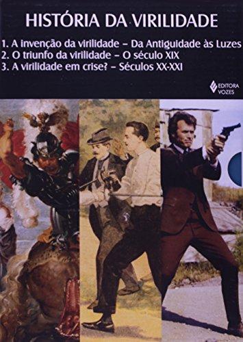 História da virilidade – Caixa com 3 volumes , livro de [VÁRIOS AUTORES]